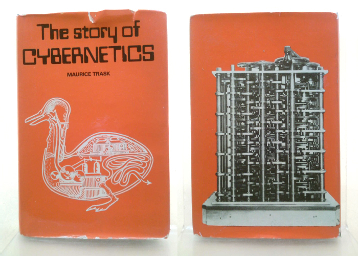 The Story of Cybernetics by Maurice Trask (Studio Vista/ Dutton Pictureback) 1