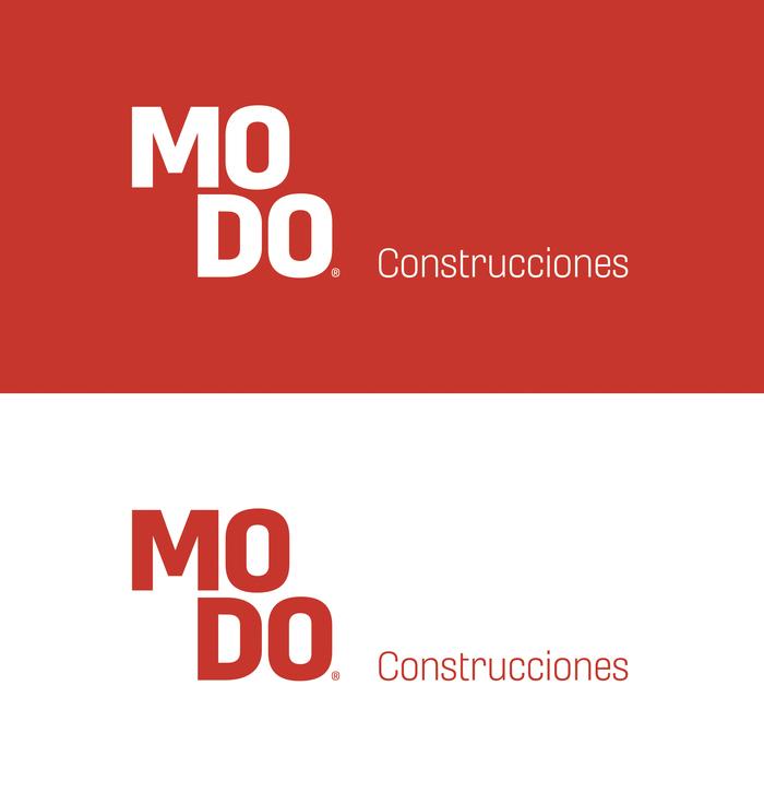 Modo Construcciones identity 4