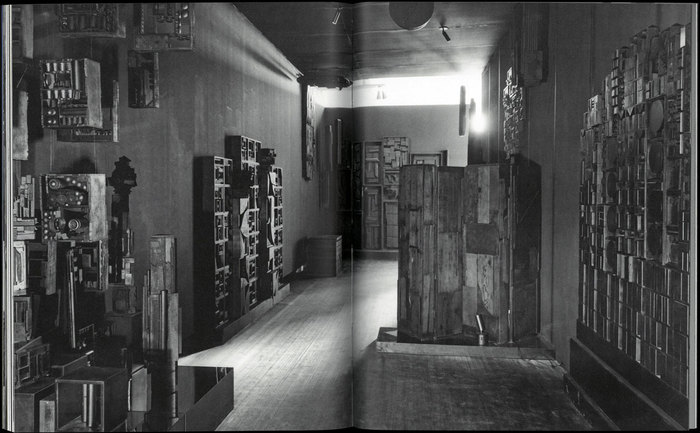 I Must Recompose The Environment by Louise Nevelson 9