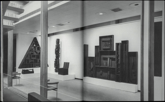 I Must Recompose The Environment by Louise Nevelson 10