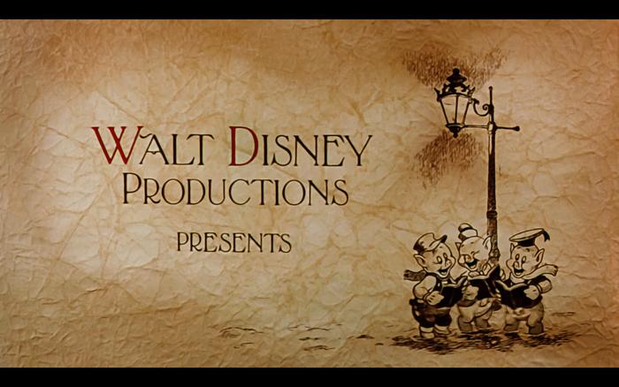 Mickey's Christmas Carol (1983) opening titles 1