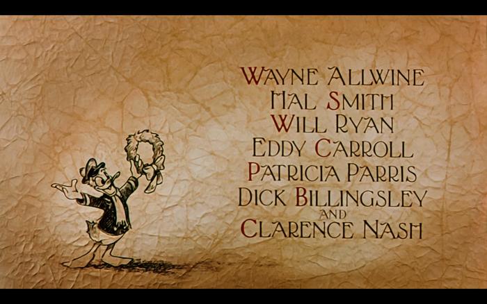 Mickey's Christmas Carol (1983) opening titles 5