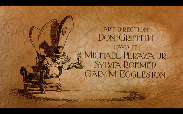 Mickey's Christmas Carol (1983) opening titles 8