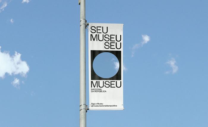 Museu Nacional da República identity 3