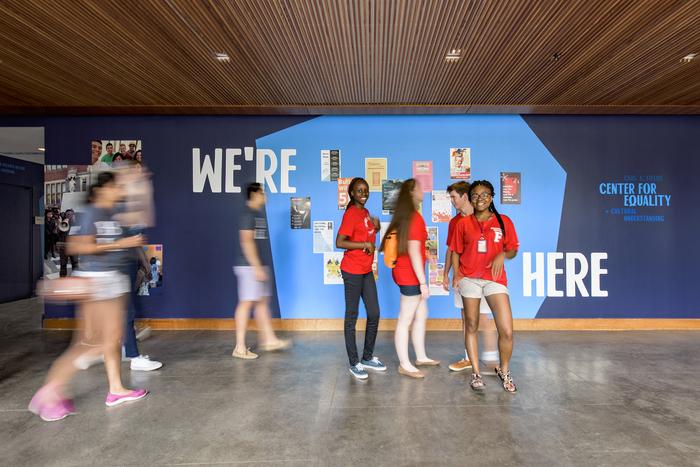 Princeton University Fields Center 1