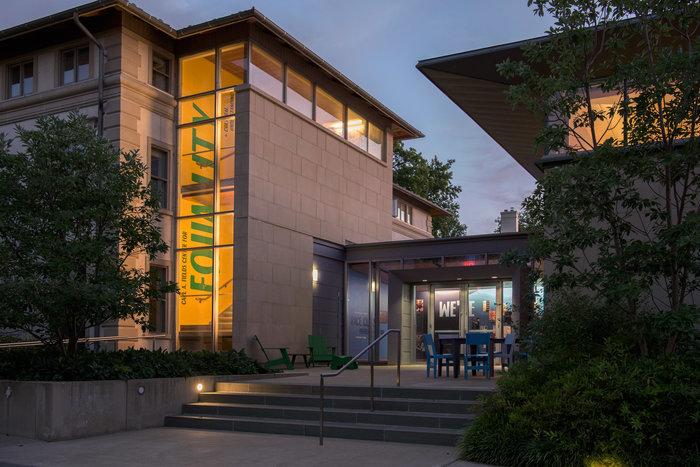 Princeton University Fields Center 15