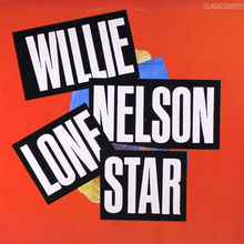 Willie Nelson – <cite>Lone Star</cite> album art
