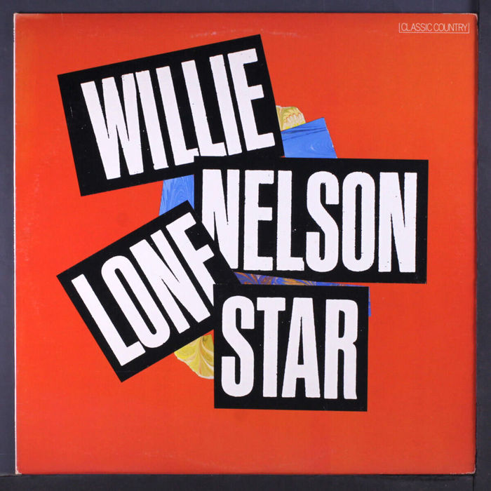 Willie Nelson – Lone Star album art 1