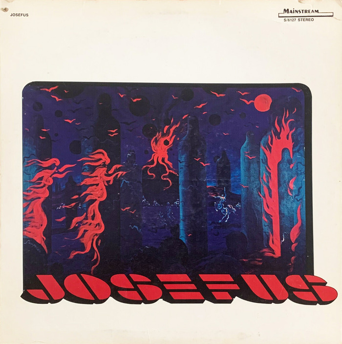Josefus – Josefus album art 1