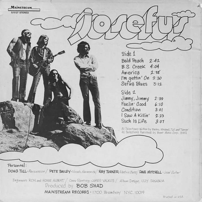 Josefus – Josefus album art 2