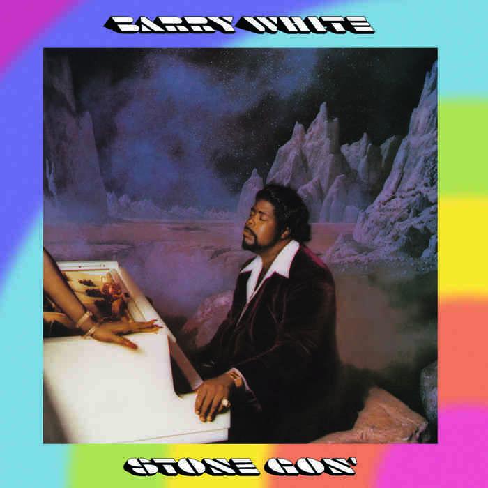 Barry White – Stone Gon' album art 1