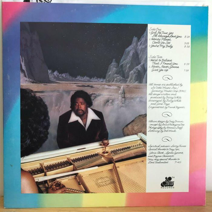 Barry White – Stone Gon' album art 4