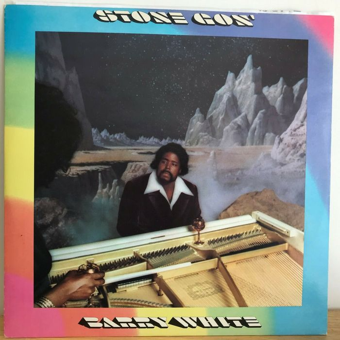 Barry White – Stone Gon' album art 2
