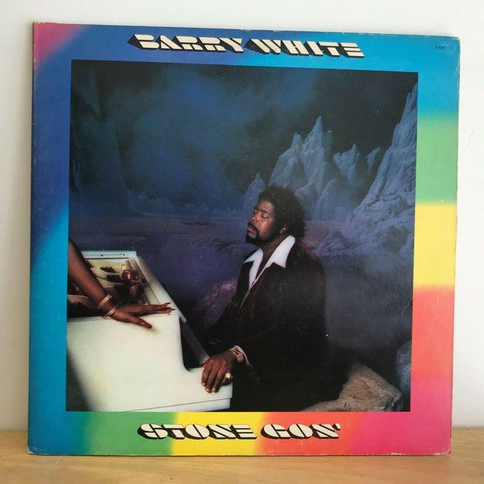 Barry White – Stone Gon' album art 6