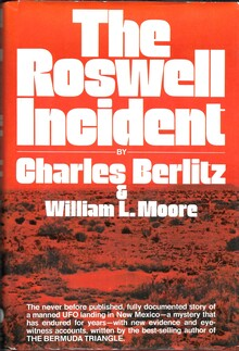 <cite>The Roswell Incident</cite>