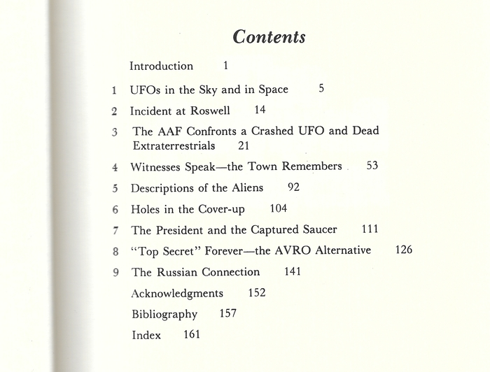 Now that's what I call a table of contents.