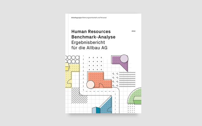 Human Resources Benchmark-Analyse 2016, AllbauAG 11