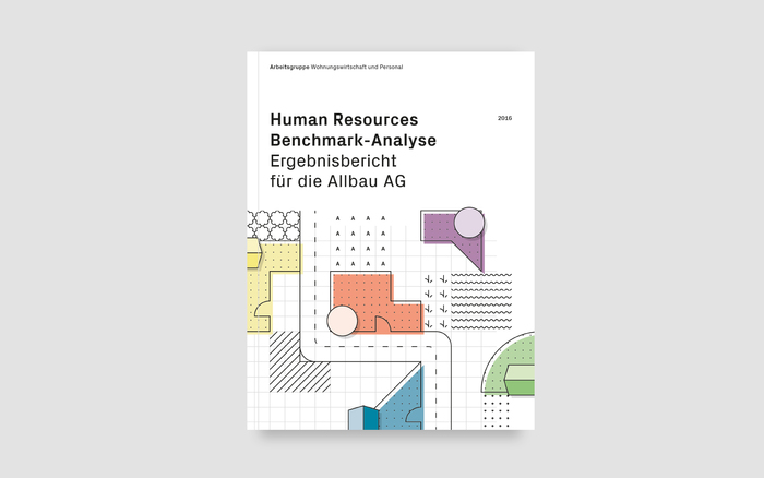 Human Resources Benchmark-Analyse 2016, Allbau AG 11