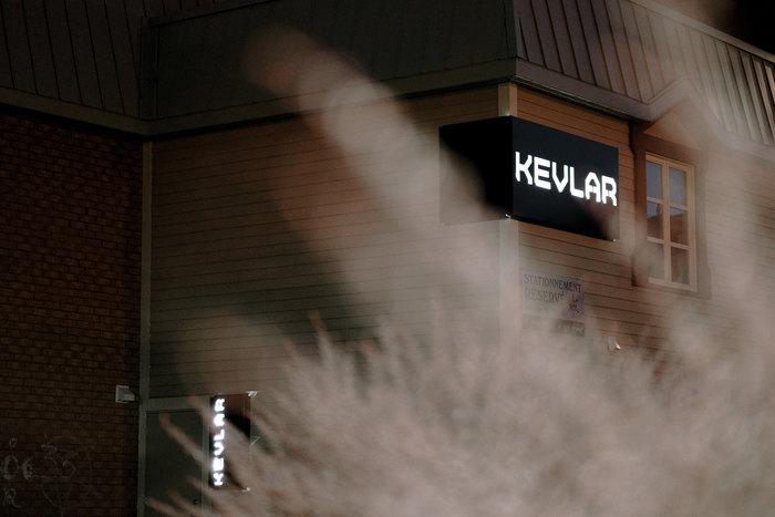 Kevlar visual identity 3
