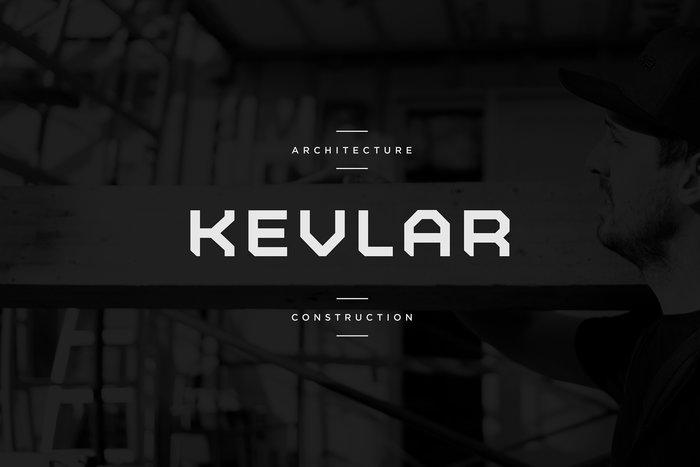 Kevlar visual identity 2