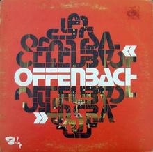 Offenbach – <cite>Saint-Chrone De Néant</cite> album art