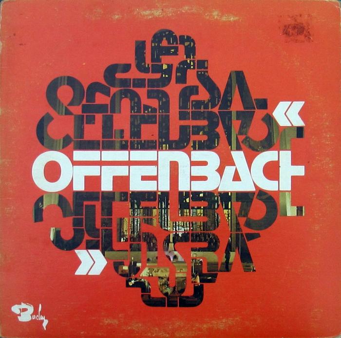 Offenbach – Saint-Chrone De Néant album art 1