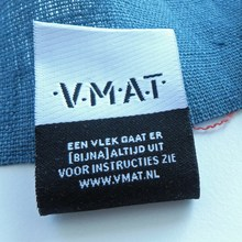 <span>Van Manen aan Tafel clothing labels</span>