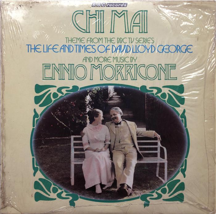 Ennio Morricone – Chi Mai album art 3
