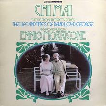 Ennio Morricone – <cite>Chi Mai</cite> album art