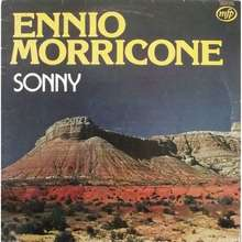 Ennio Morricone – <cite>Sonny </cite>album art