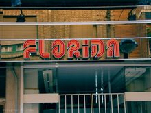 Almacenes Florida sign