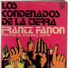 <cite>Los Condenados De La Tierra</cite> by Frantz Fanon (Fondo de Cultura Económica, 1973)