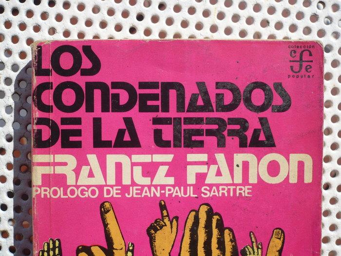 Los Condenados De La Tierra by Frantz Fanon (Fondo de Cultura Económica, 1973) 2