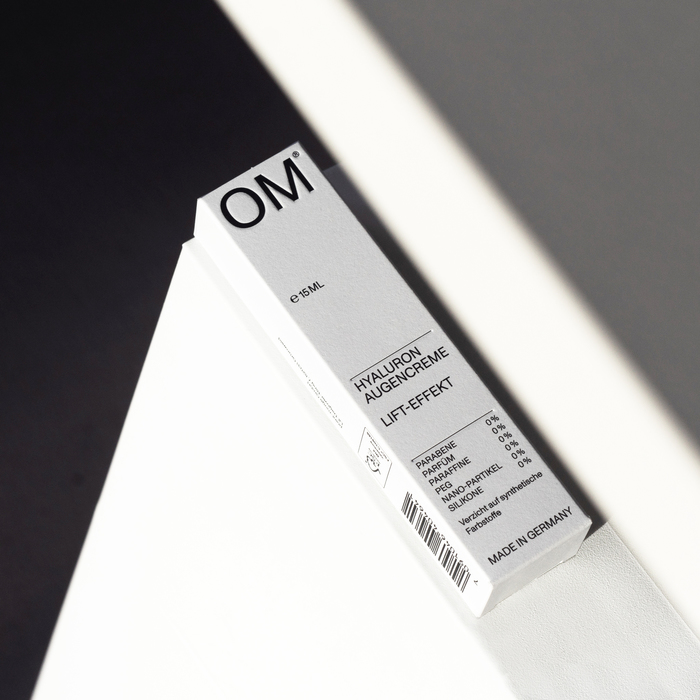 OM skincare visual identity and packaging 3