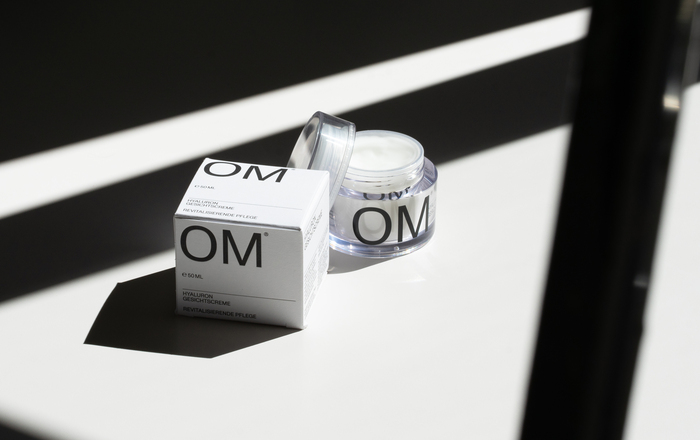 OM skincare visual identity and packaging 4