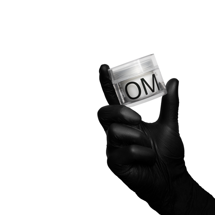 OM skincare visual identity and packaging 6