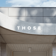 Those Architects brand identity