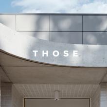 Those Architects brand identity