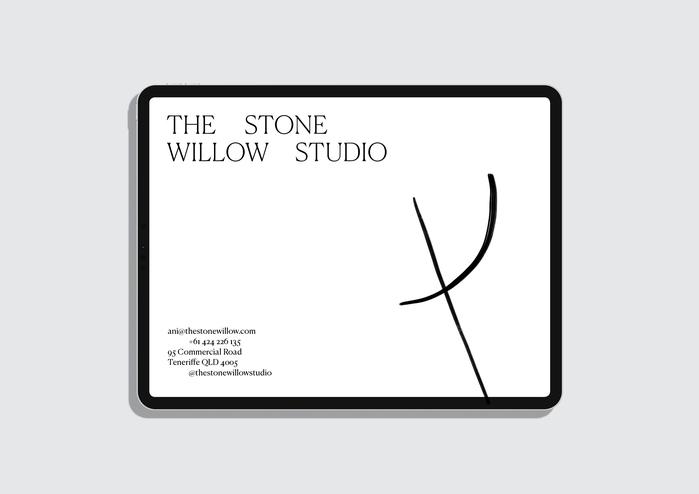 The Stone Willow Studio 2