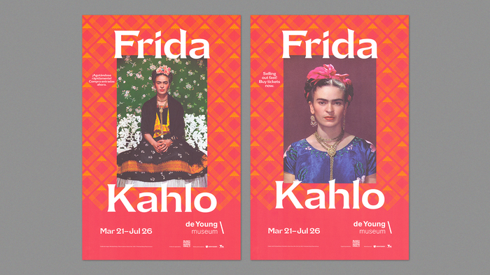 Frida Kahlo: Appearances Can Be Deceiving exhibition graphics 5