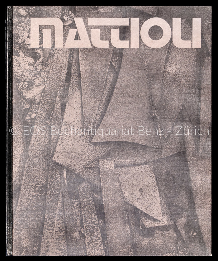 Mattioli monograph, ABC Verlag 1