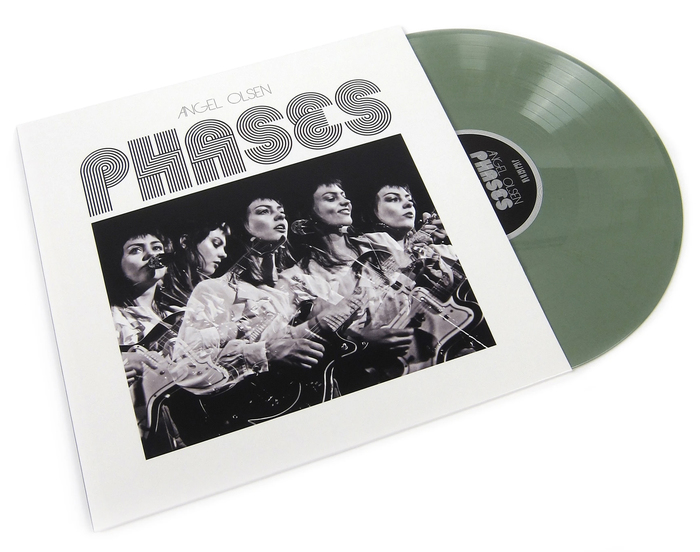 Angel Olsen – Phases album art 2