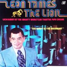 Leon Berry – <cite>Leon Tames the Lion</cite> album art