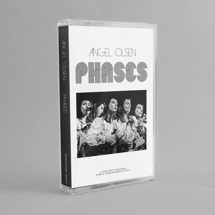 Angel Olsen – Phases album art 3