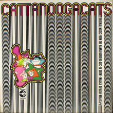 Cattanooga Cats – <cite>Cattanooga Cats</cite> album art