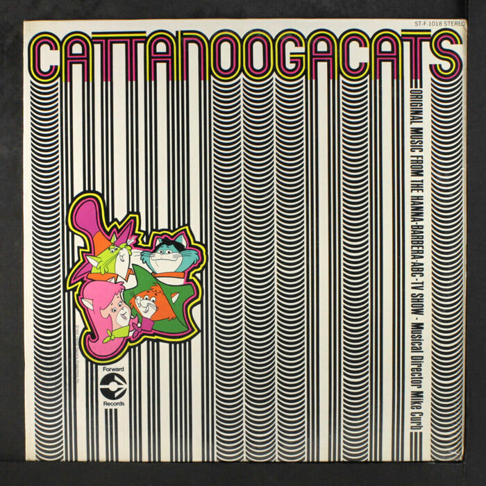 Cattanooga Cats – Cattanooga Cats album art