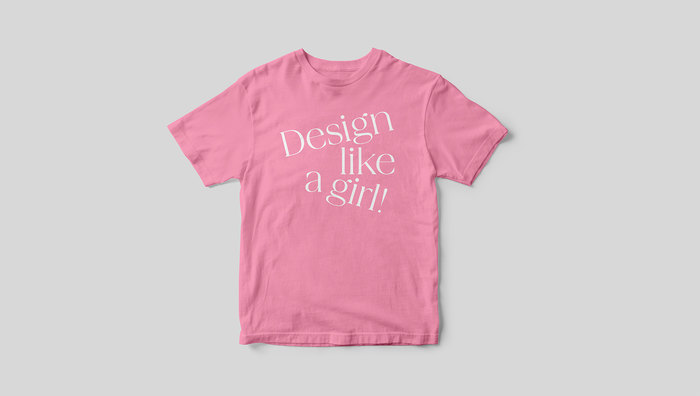 """""""Design Like a Girl!"""" collection 1"""