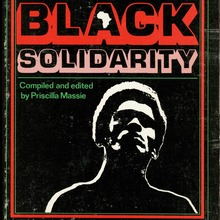 <cite><span>Black Faith and Black Solidarity</span></cite><span> by Priscilla Massie</span>