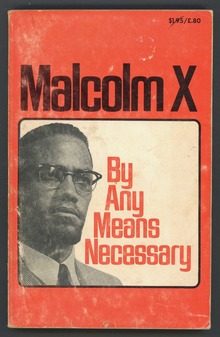 "<cite>Malcolm<span class=""nbsp"">&nbsp;</span>X. By Any Means Necessary</cite> (<span>Pathfinder Press)</span>"