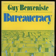 <span><cite>Bureaucracy</cite> by Guy Benveniste</span>